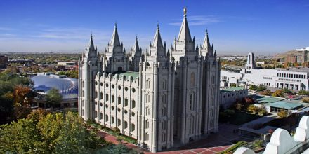 Why did Mormons Manage to Survive Salt Lake City
