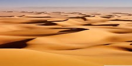 Presentation on Sand Dunes