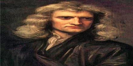 Sir Isaac Newton's Discovery