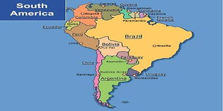 South America: Continent Series