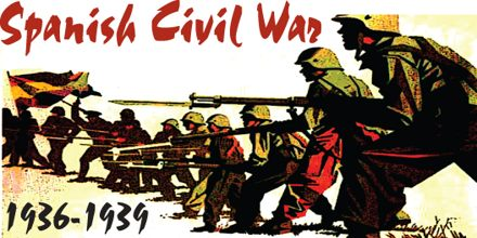 Presentation on Spanish Civil War (1936–39)
