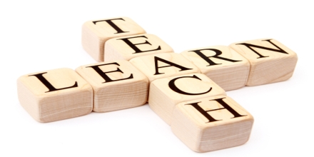 Difference between: Teach and Learn