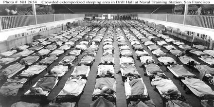 Trench Warfare: Disasters and Diseases