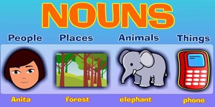 Field-Specific Nouns