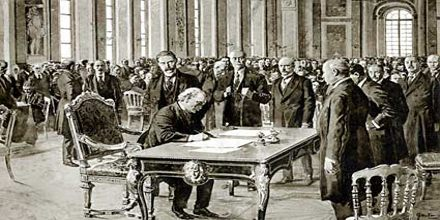 Lecture on the Treaty of Versailles
