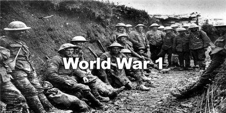 Lecture on World War I