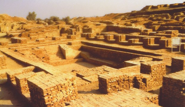 About Mohenjo Daro