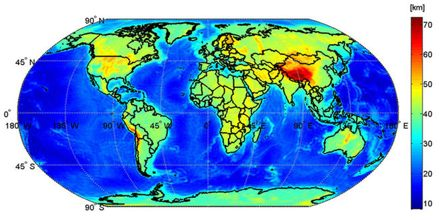 Earth's Surface Mapping