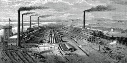 Lecture on Industrial Revolution