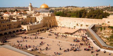 Lecture on Jerusalem