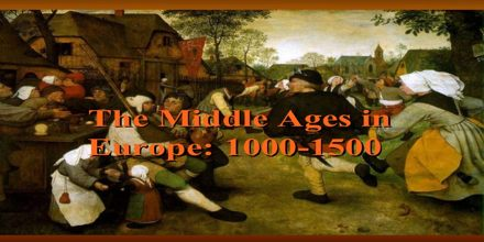 Lecture on Middle Ages of Europe
