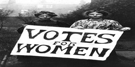 Lecture on Women's Suffrage