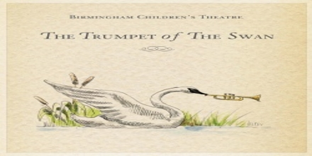 """""""The Trumpet of the Swan"""" by E.B. White"""