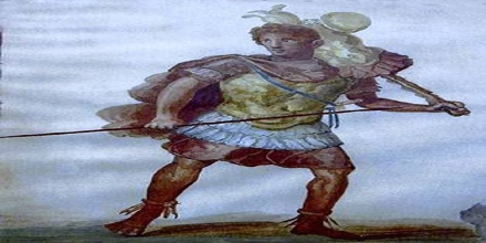 Greek Hero : Aeneas