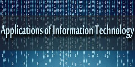 Applications of Information Technology