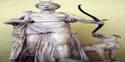 Ancient Greek God: Artemis