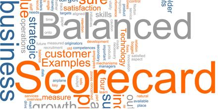 balanced scorecard term paper These 20 companies achieved greatness using the balanced scorecard—and you can too.