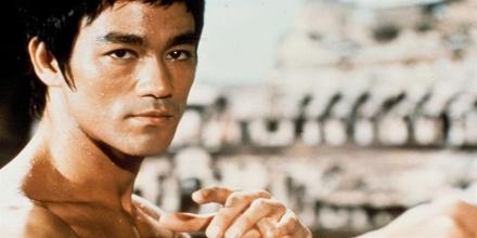 Presentation on Bruce Lee