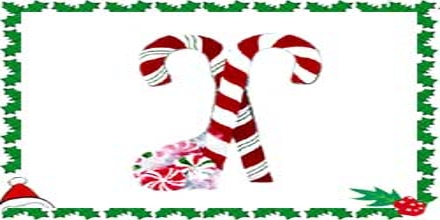 Candy Cane: Symbols of Xmas