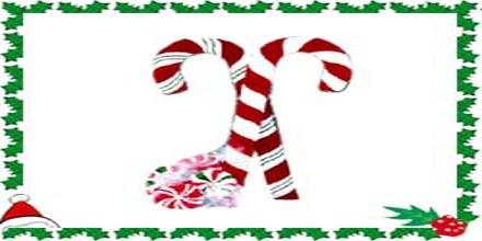 Candy Cane: Symbols of Xmas