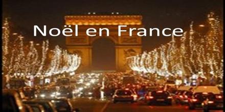 Christmas Celebration in France