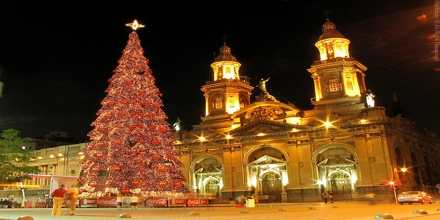 Christmas Tradition in Chile