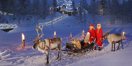 Christmas Tradition in Finland