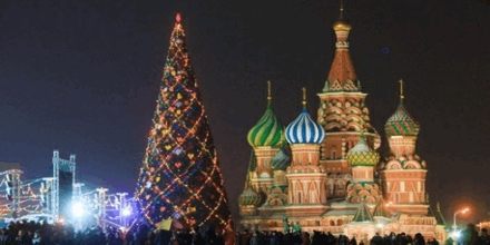 Christmas Tradition in Russia