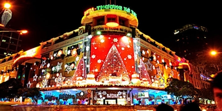 Christmas Tradition in Vietnam