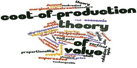 Cost of Production Theory of Value