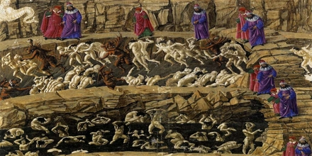 Presentation on Dante's Inferno