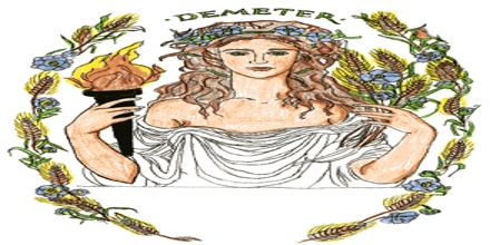 Ancient Greek God: Demeter