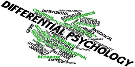 Differential Psychology