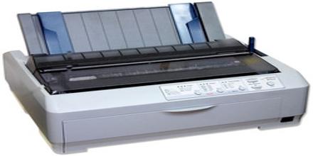 Computer Output Device: Dot-matrix Printer