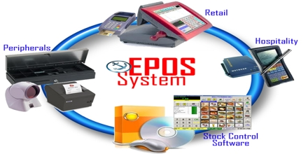Computer Input Device: Electronic Point of Sale