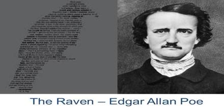 The Raven Poem by Edgar Allan Poe