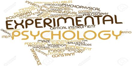 article of experimental psychology