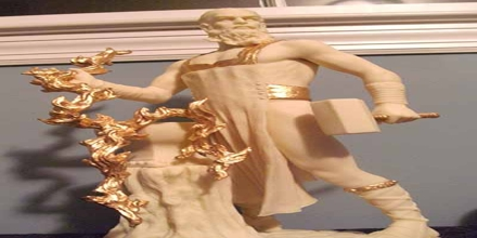Ancient Greek God: Hephaestus