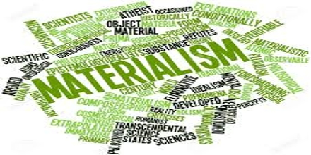Ecological Costs of Materialism