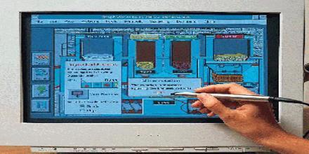 Computer Input Device: Light Pen