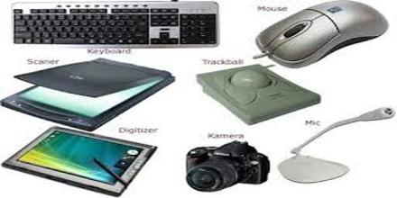 Input Devices of Computer