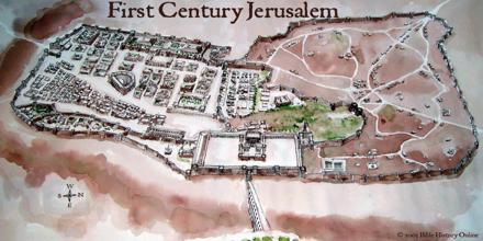 Jerusalem: an Early History