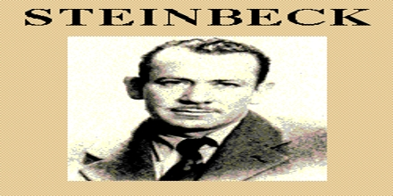 Lecture on John Steinbeck
