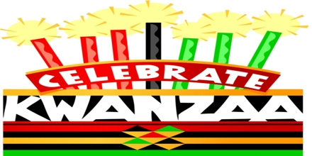 Presentation on Kwanzaa Celebration