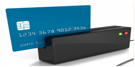 Computer Input Device: Magnetic Stripe Card