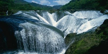 Magnificent Waterfalls