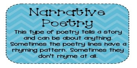 Lecture on Narrative Poetry
