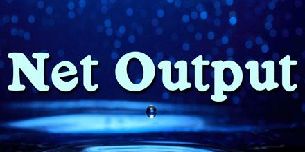 Net Output