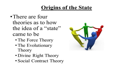What are the Origins of State?