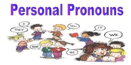 Presentation on Personal Pronouns